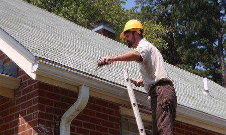 Guttering repairs and Cleaning Cardiff