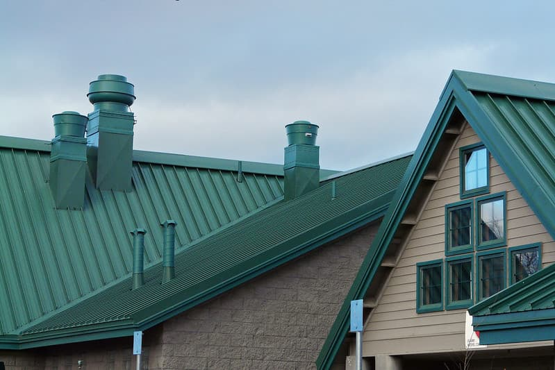 Metal Roofing Cardiff