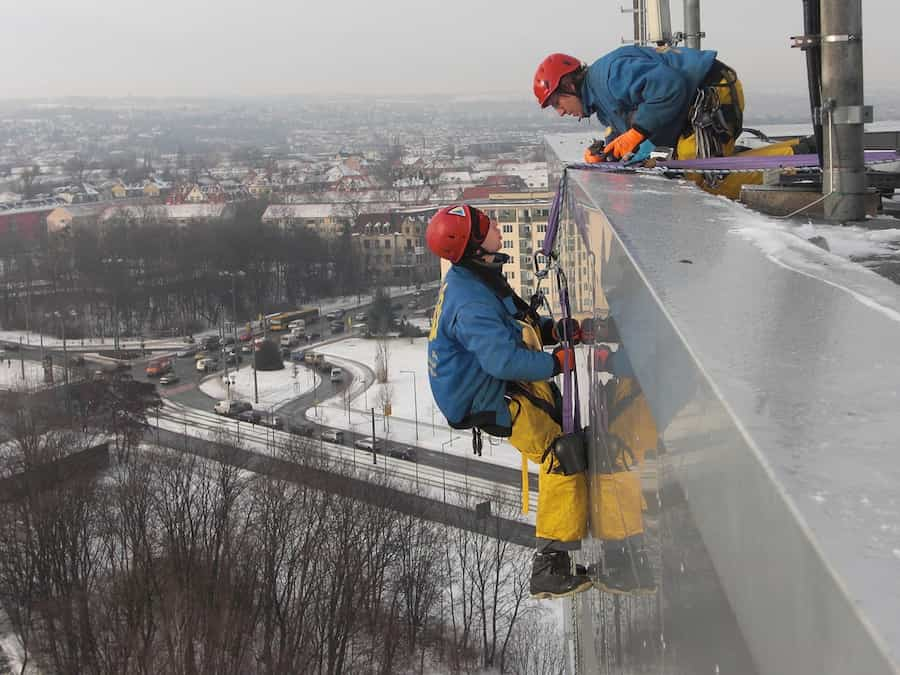 Commercial-rubber-roofing-cardiff