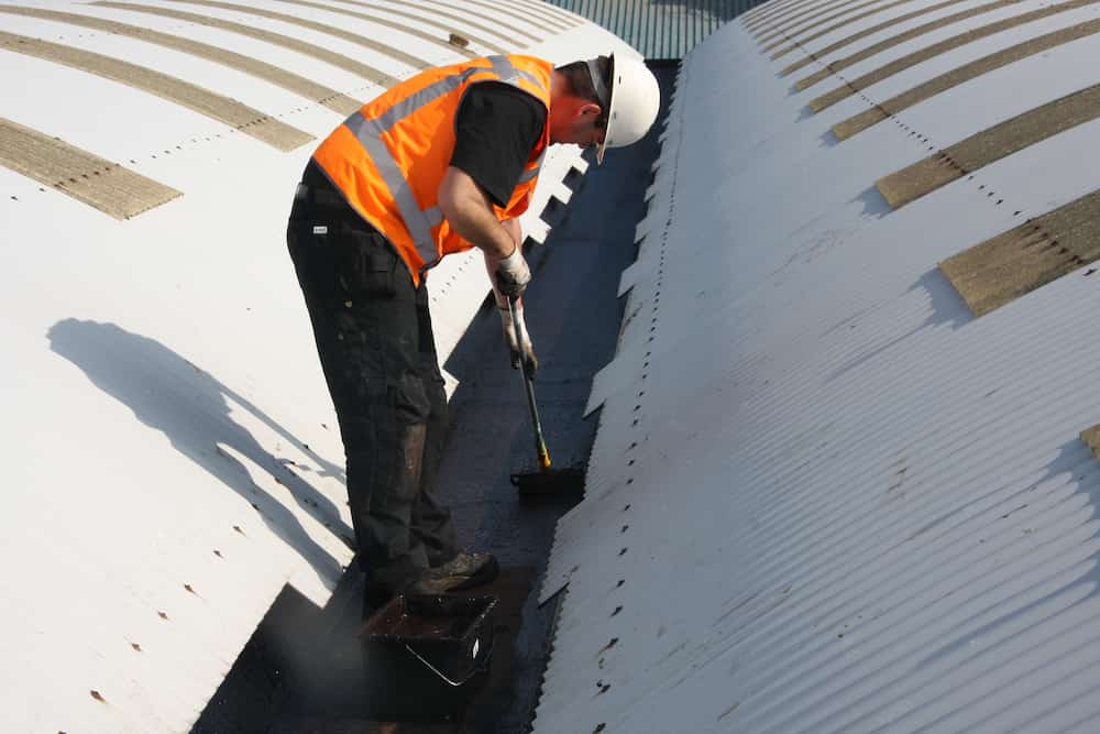 EPDM Rubber Roof Coating Cardiff